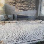 Arredo urbano a Sant'Angelo di Lomellina (PV)